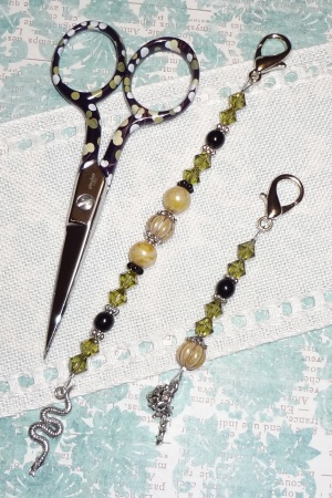 Gingher Eve Long and Mini Fobs