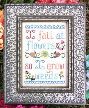 I Fail at Flowers