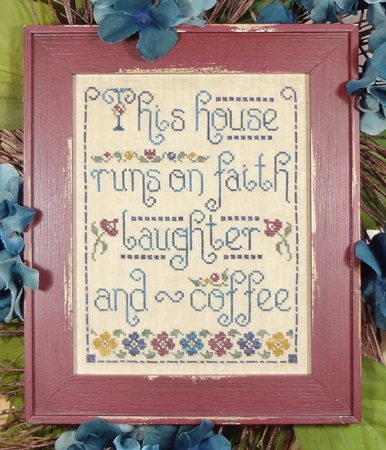 Faith, Laughter and Coffee
