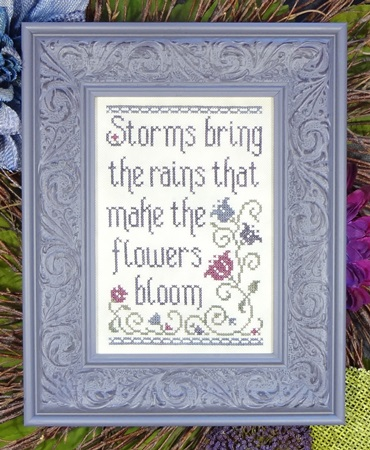 Storms Bring the Rains
