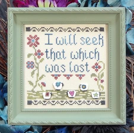 Seek the Lost