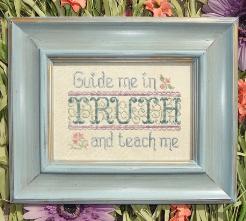 Guide Me in Truth