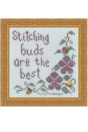 Stitching Buds Are Best